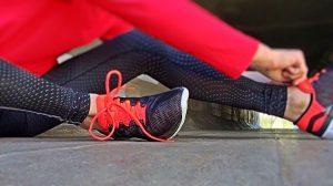 Körperliche geistige Fitness