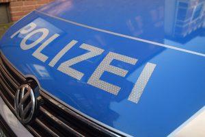 Bundespolizei Einsatzfahrzeug Einstellungstest