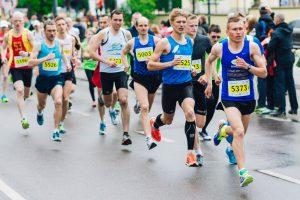Eine ausreichende Vorbereitung auf den 3km Lauf ist wichtig, um diesen erfolgreich zu absolvieren