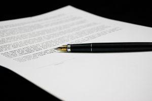 Deine schriftliche Bewerbung solltest du frühzeitig einreichen