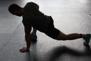 Man sollte über eine gute körperliche Fitness verfügen