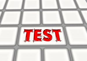 Auch im Auswahlverfahren für den gehobenen Dienst musst du einen Einstellungstest absolvieren