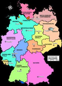 Polizei ist Ländersache in Deutschland