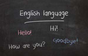 Der Englischtest ist Pflicht im Rahmen des Polizei Einstellungstests