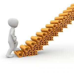 Im gehobenen Dienst hast Du verschiedene Aufstiegsmöglichkeiten
