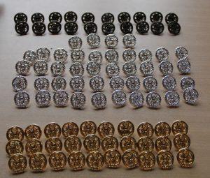 Das Deutsche Sportabzeichen in Gold, Silber und Bronze