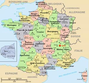 Interpol hat seinen Sitz in Lyon, Frankreich