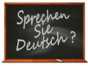 Sichere Kenntnisse in Deutsch sind unumgänglich beim Polizei Aufnahmetest Österreich