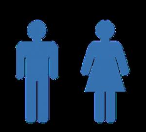 Es sind mehr Männer als Frauen von einer Rot-Grün-Sehschwäche betroffen
