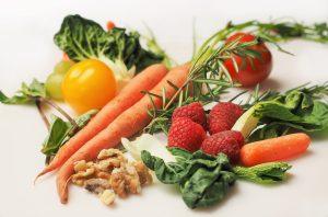 Eine gesunde und ausgewogene Ernährung ist wichtig
