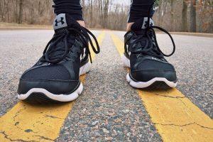 Ausreichendes Training für den 5000 Meter Lauf ist unumgänglich