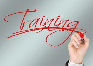 Training ist das A und O in Vorbereitung auf den Sporttest