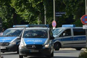 Polizei mittlerer Dienst