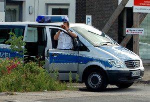 Verkehrskontrolle in Uetersen (c) by Huhu Uet